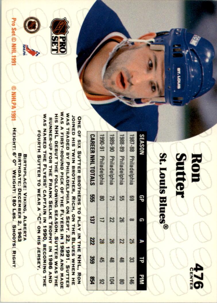 1991-92-Pro-Set-Hockey-s-251-500-Rookies-You-Pick-Buy-10-cards-FREE-SHIP thumbnail 179