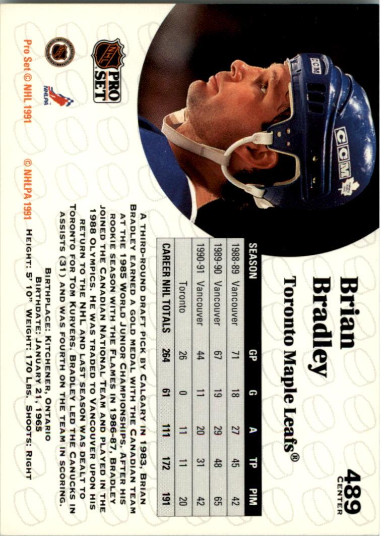 1991-92-Pro-Set-Hockey-s-251-500-Rookies-You-Pick-Buy-10-cards-FREE-SHIP thumbnail 191