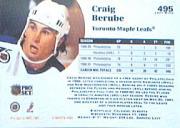 1991-92-Pro-Set-Hockey-s-251-500-Rookies-You-Pick-Buy-10-cards-FREE-SHIP thumbnail 193