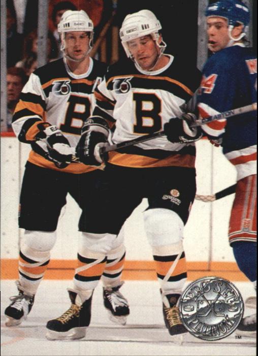 1991-92 Pro Set Platinum #3 Craig Janney