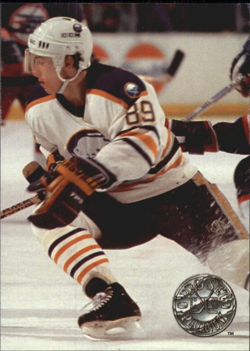 1991-92 Pro Set Platinum #14 Alexander Mogilny