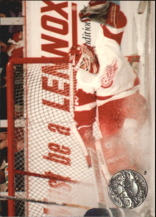 1991-92 Pro Set Platinum #31 Tim Cheveldae