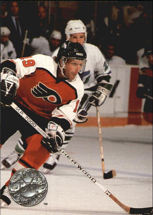 1991-92 Pro Set Platinum #86 Steve Duchesne