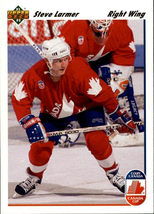 1991-92 Upper Deck #15 Steve Larmer CC