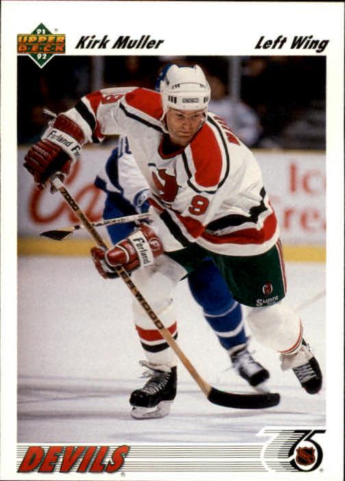 1991-92 Upper Deck #149 Kirk Muller
