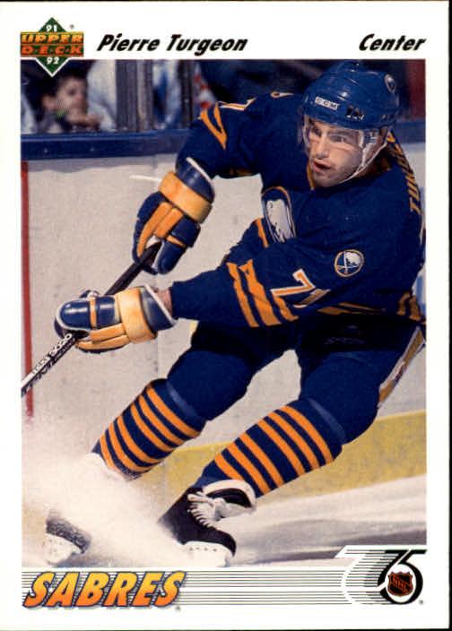 1991-92 Upper Deck #176 Pierre Turgeon