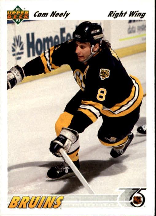 1991-92 Upper Deck #234 Cam Neely