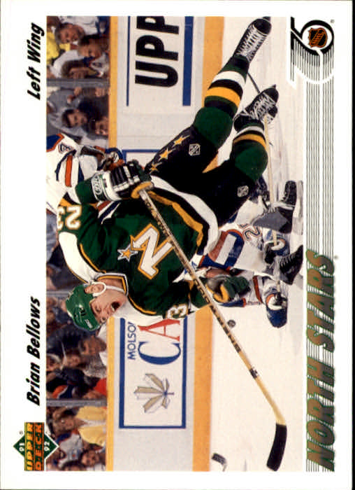 1991-92 Upper Deck #236 Brian Bellows