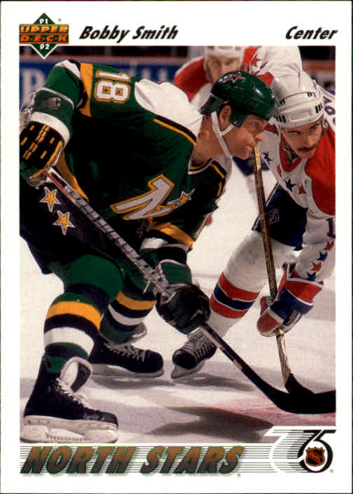 1991-92 Upper Deck #293 Bobby Smith