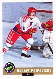 1992 Classic #6 Robert Petrovicky