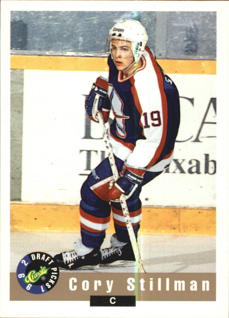 1992 Classic #8 Cory Stillman CL