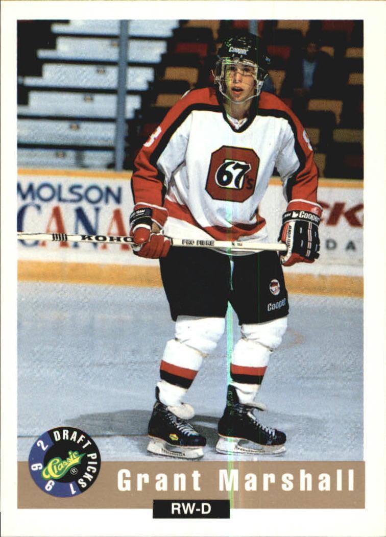 1992 Classic #13 Grant Marshall