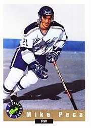 1992 Classic #17 Mike Peca