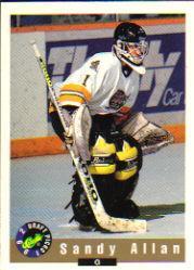 1992 Classic #19 Sandy Allan