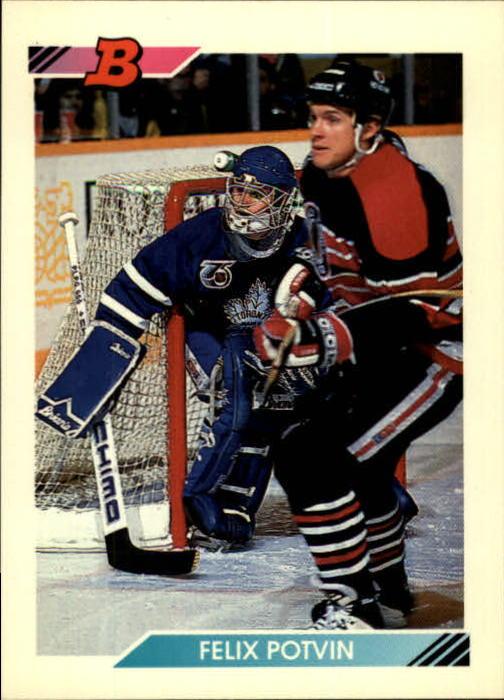 1992-93 Bowman #77 Felix Potvin