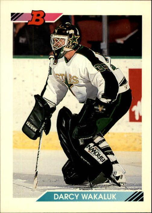 1992-93 Bowman #148 Darcy Wakaluk