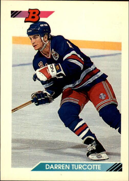 1992-93 Bowman #156 Darren Turcotte