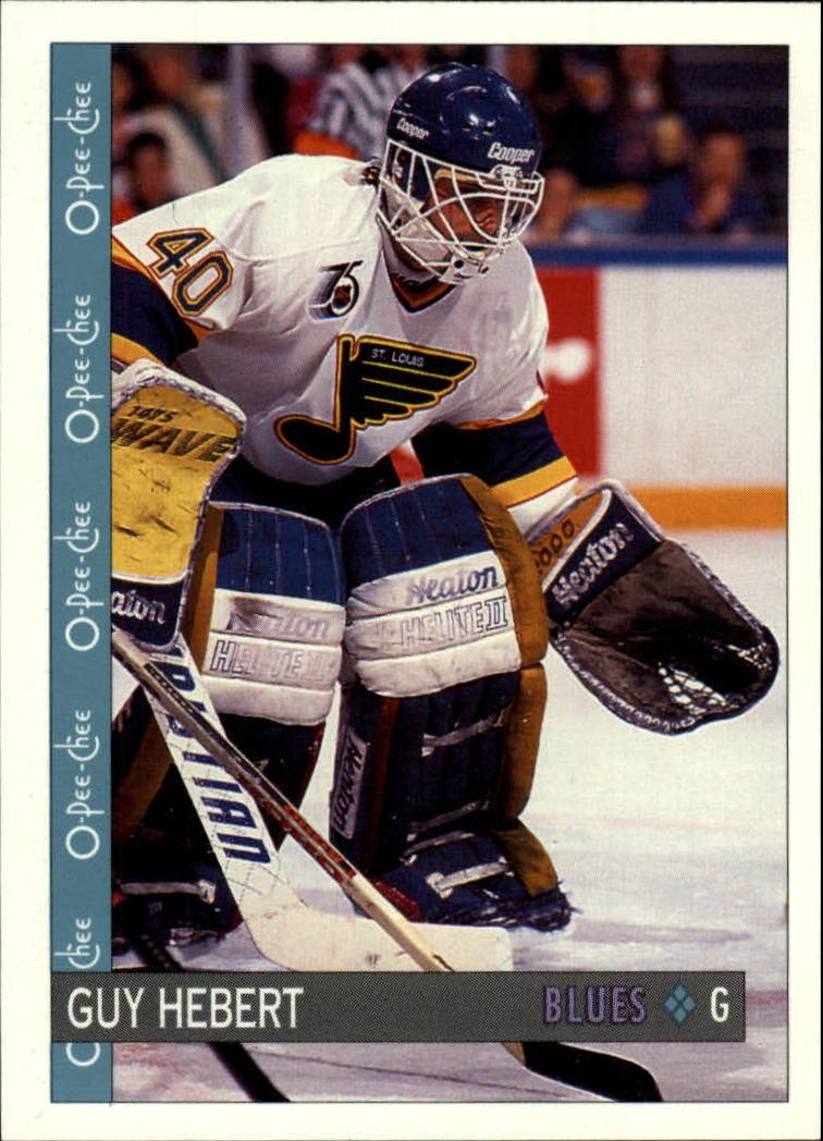 1992-93 O-Pee-Chee #116 Guy Hebert RC