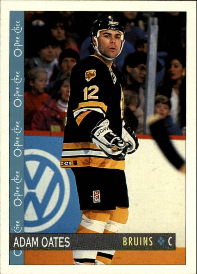 1992-93 O-Pee-Chee #272 Adam Oates