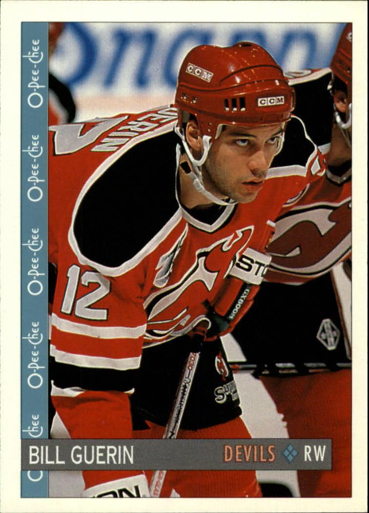 1992-93 O-Pee-Chee #308 Bill Guerin RC