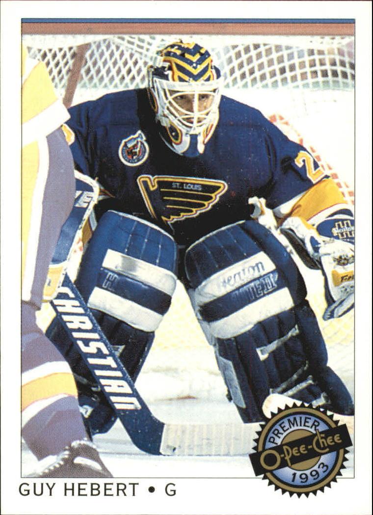1992-93 OPC Premier #40 Guy Hebert RC