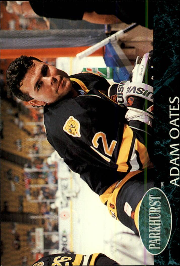 1992-93 Parkhurst #4 Adam Oates