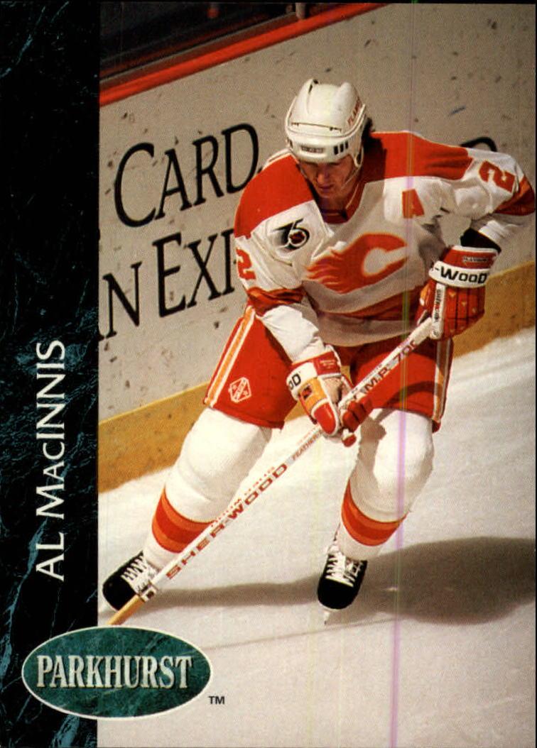 1992-93 Parkhurst #20 Al MacInnis