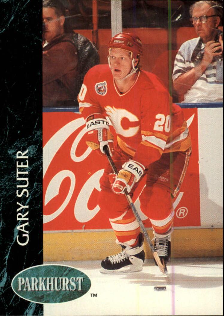 1992-93 Parkhurst #23 Gary Suter