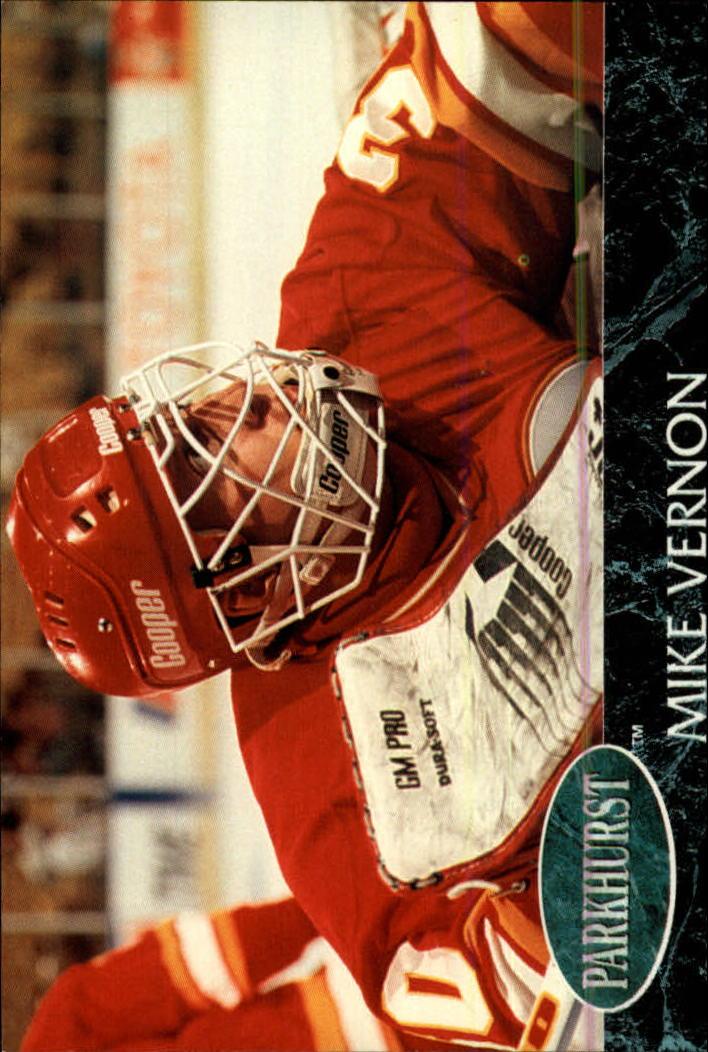 1992-93 Parkhurst #24 Mike Vernon