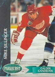 1992-93 Parkhurst #38 Mike Sillinger