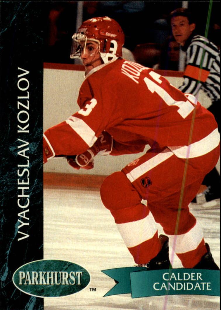Buy Slava Kozlov Cards Online Slava Kozlov Hockey Price Guide