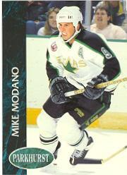 1992-93 Parkhurst #75 Mike Modano