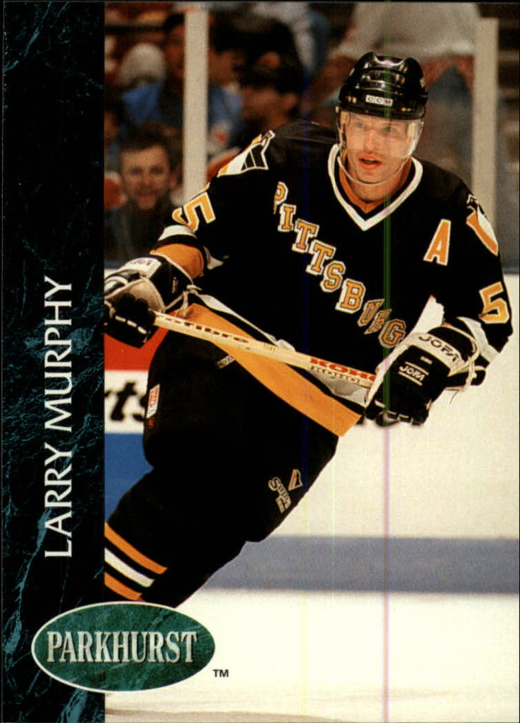 1992-93 Parkhurst #137 Larry Murphy