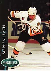 1992-93 Parkhurst #241 Stephen Leach