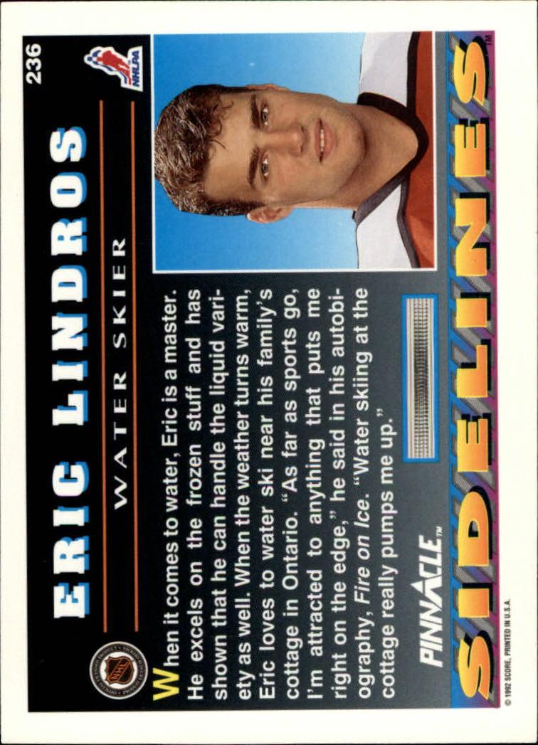 1992-93-Pinnacle-American-HK-039-s-1-210-You-Pick-Buy-10-cards-FREE-SHIP miniature 461