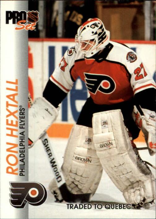 1992-93 Pro Set #129 Ron Hextall
