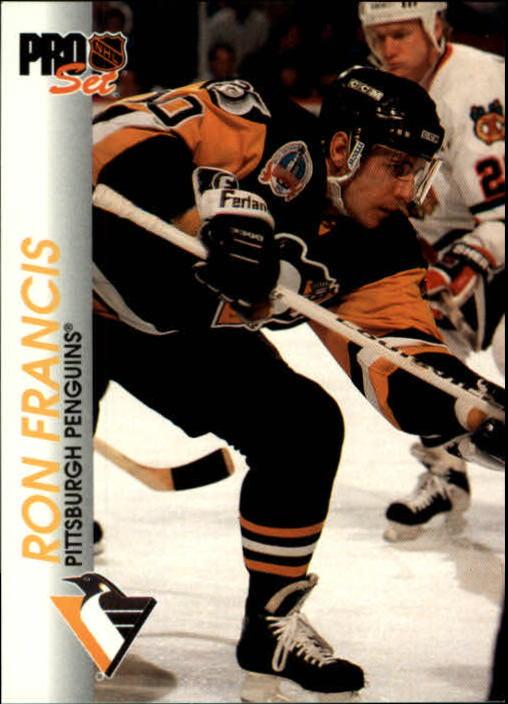 1992-93 Pro Set #144 Ron Francis