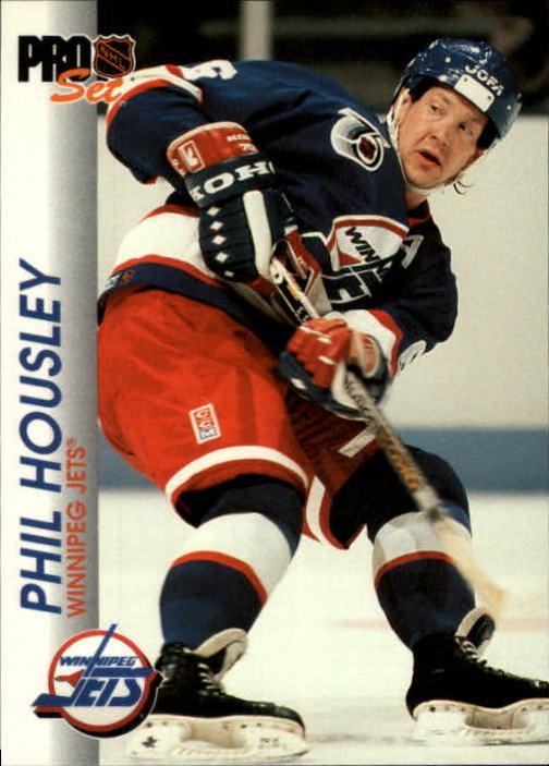 1992-93 Pro Set #212 Phil Housley