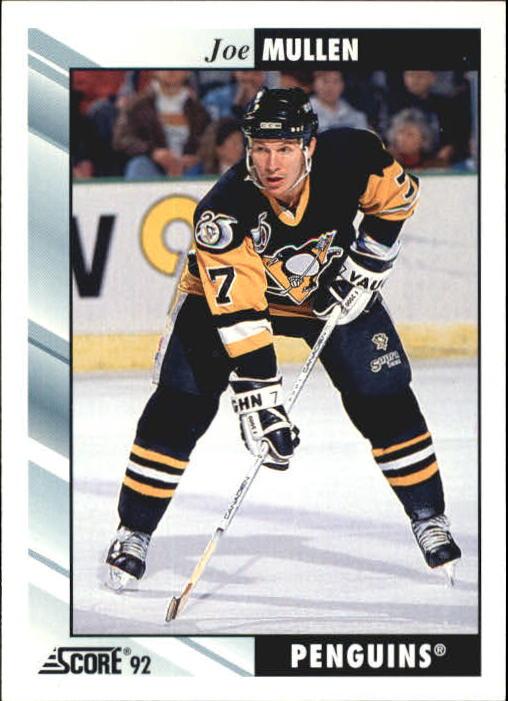 1992-93 Score #3 Joe Mullen