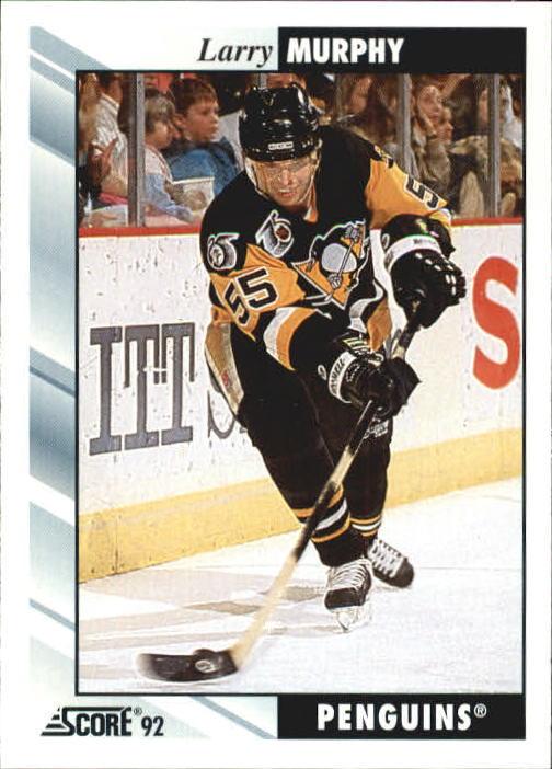 1992-93 Score #45 Larry Murphy