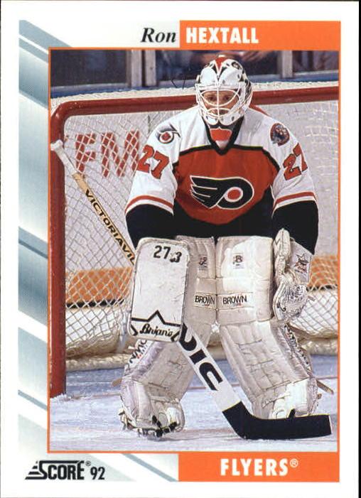 1992-93 Score #104 Ron Hextall