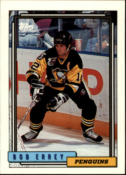1992-93 Topps #95 Bob Errey