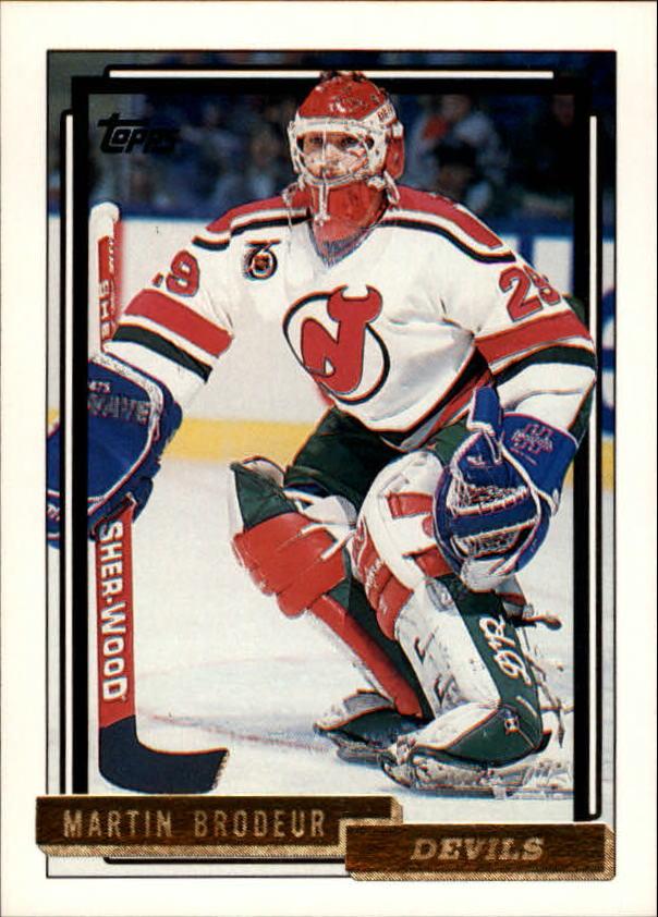 Buy Martin Brodeur Cards Online Martin Brodeur Hockey Price Guide