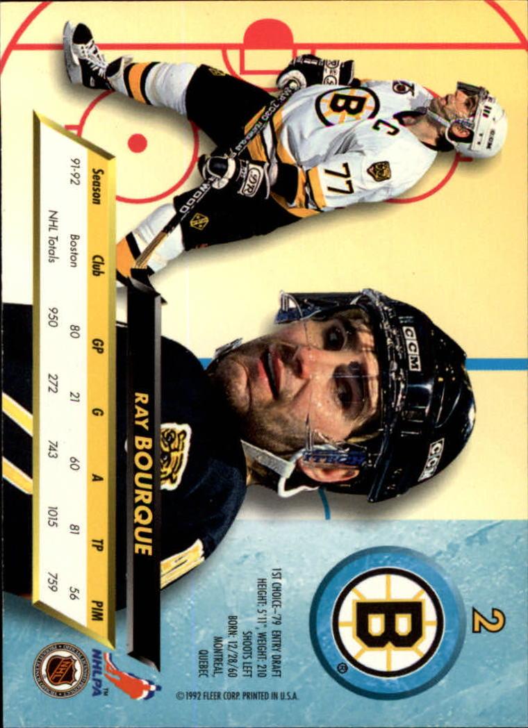 1992-93-Ultra-Hockey-1-250-Your-Choice-GOTBASEBALLCARDS thumbnail 5