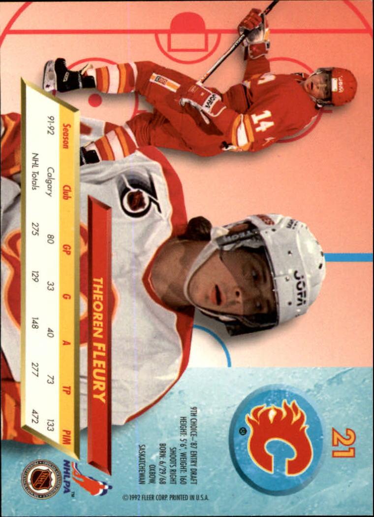 1992-93-Ultra-Hockey-1-250-Your-Choice-GOTBASEBALLCARDS thumbnail 41