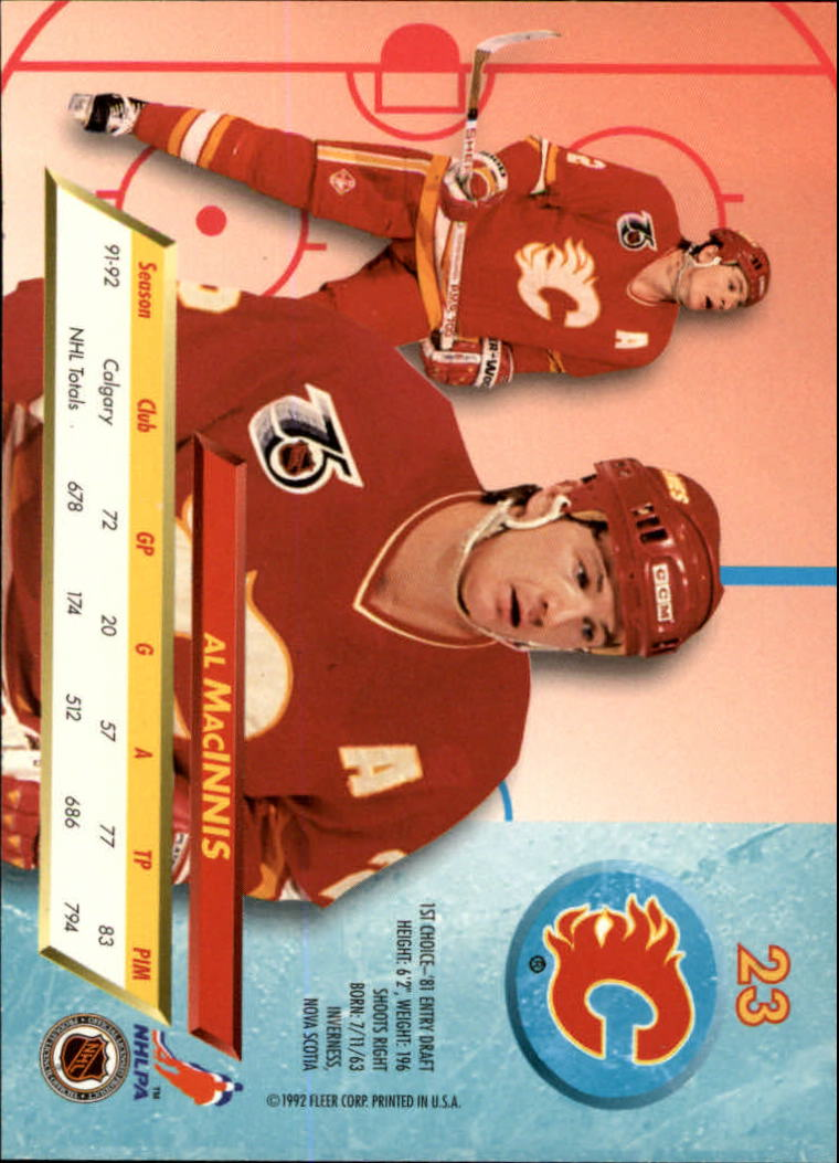 1992-93-Ultra-Hockey-1-250-Your-Choice-GOTBASEBALLCARDS thumbnail 45