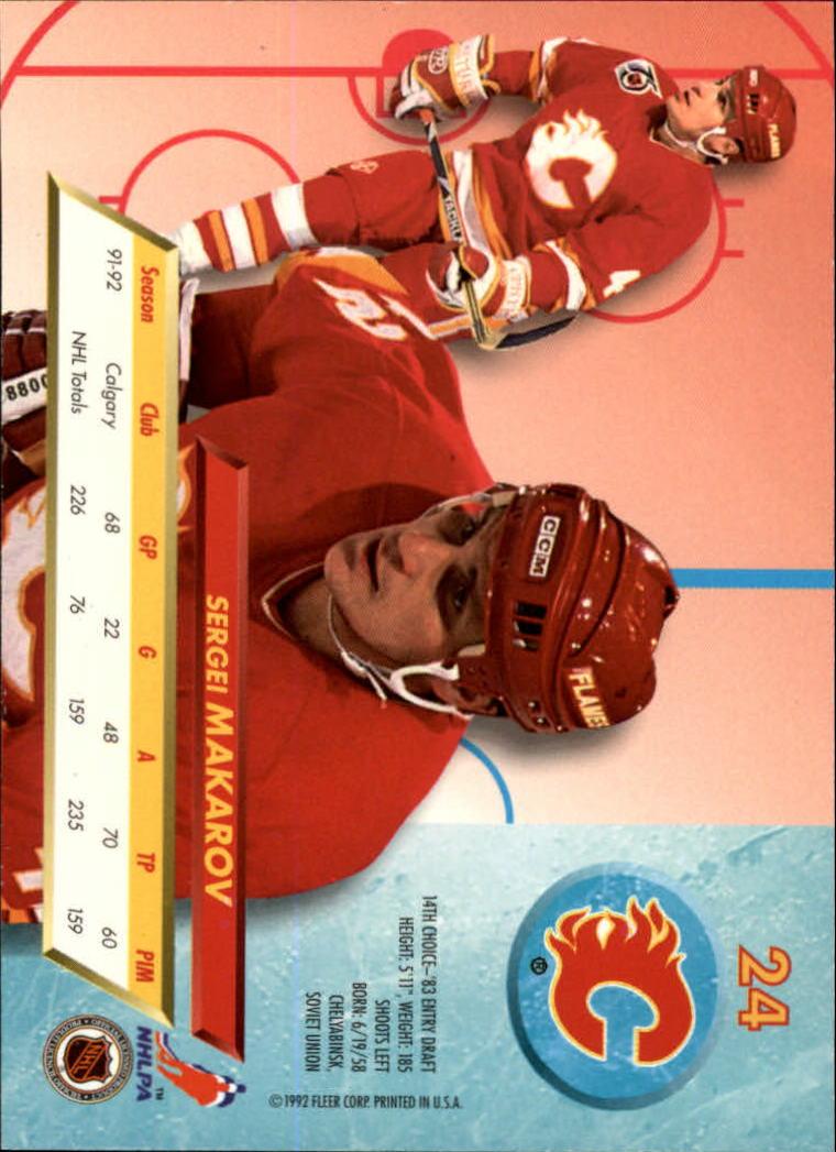 1992-93-Ultra-Hockey-1-250-Your-Choice-GOTBASEBALLCARDS thumbnail 47