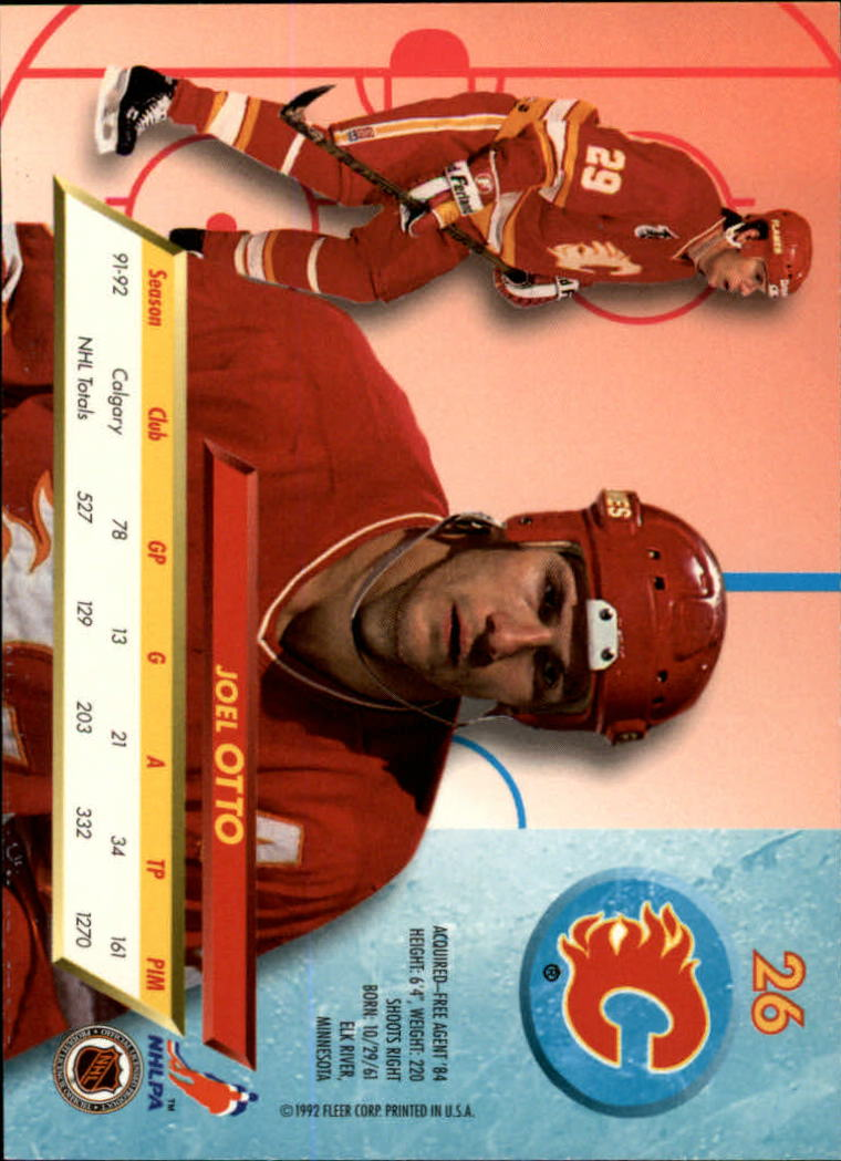 1992-93-Ultra-Hockey-1-250-Your-Choice-GOTBASEBALLCARDS thumbnail 51