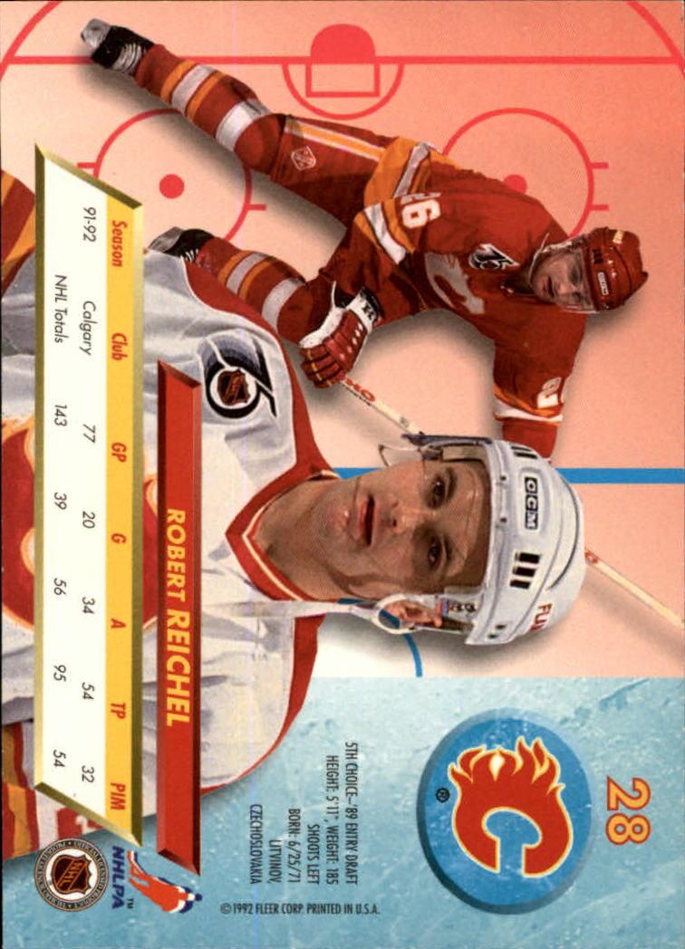 1992-93-Ultra-Hockey-1-250-Your-Choice-GOTBASEBALLCARDS thumbnail 55