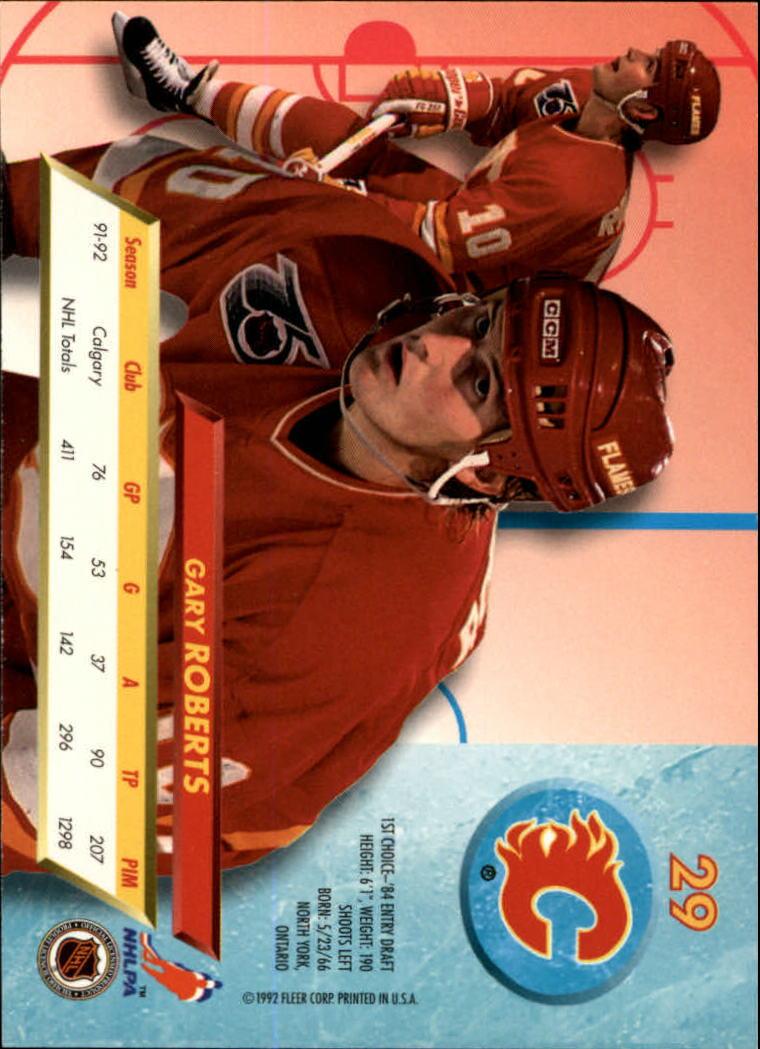 1992-93-Ultra-Hockey-1-250-Your-Choice-GOTBASEBALLCARDS thumbnail 57